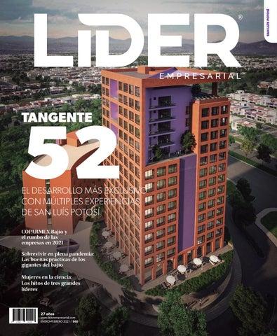 Revista Líder Empresarial San Luis Potosí No. 3