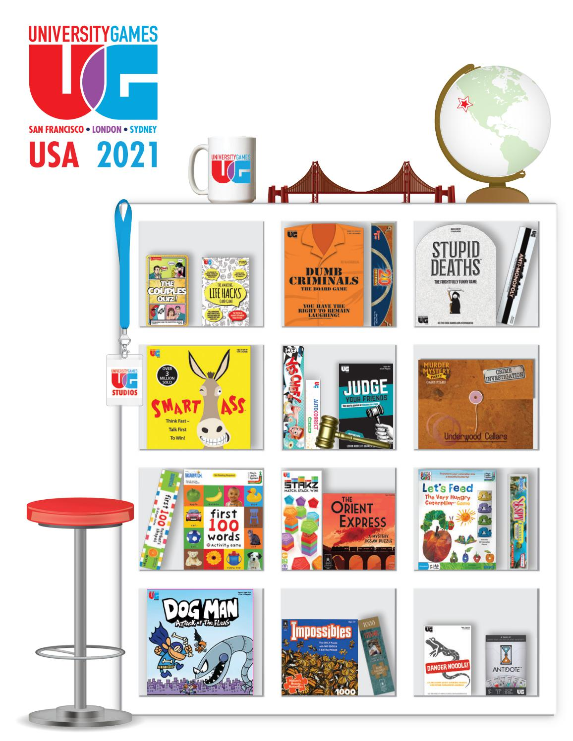 200 Books 5 Colors Ea! 1000 Bingo Paper Cards by American Games