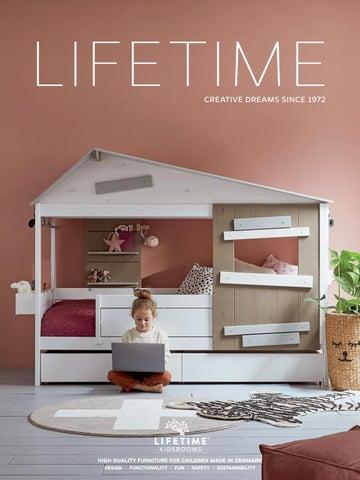 LIFETIME Kidsrooms. Κατάλογος προϊόντων 2021 με παιδικά υπνοδωμάτια