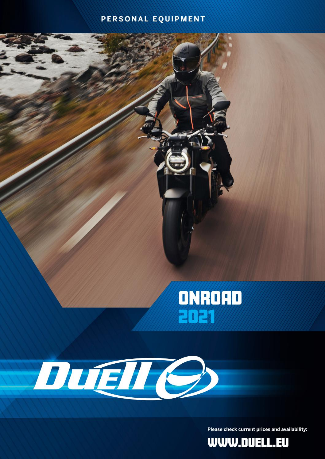 Onroad Gear 2021 By Duell Bike Center Oy Issuu