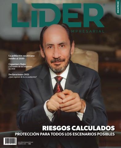 Líder Empresarial Zacatecas No. 17