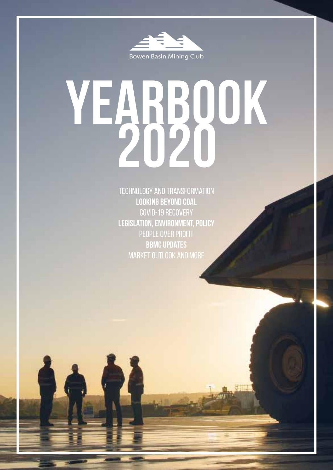 BBMC Yearbook 2020 By Bbminingclub - Issuu