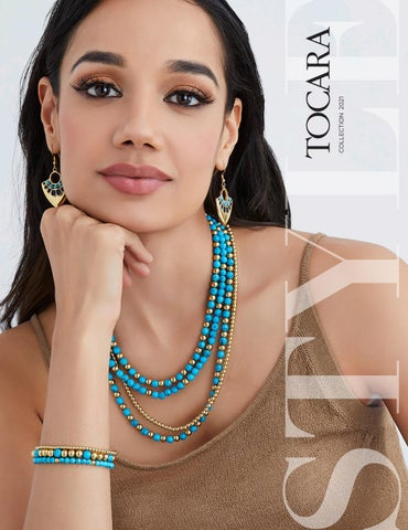 3-Piece Set and Earrings Magnetic Wrap Bracelet Necklace
