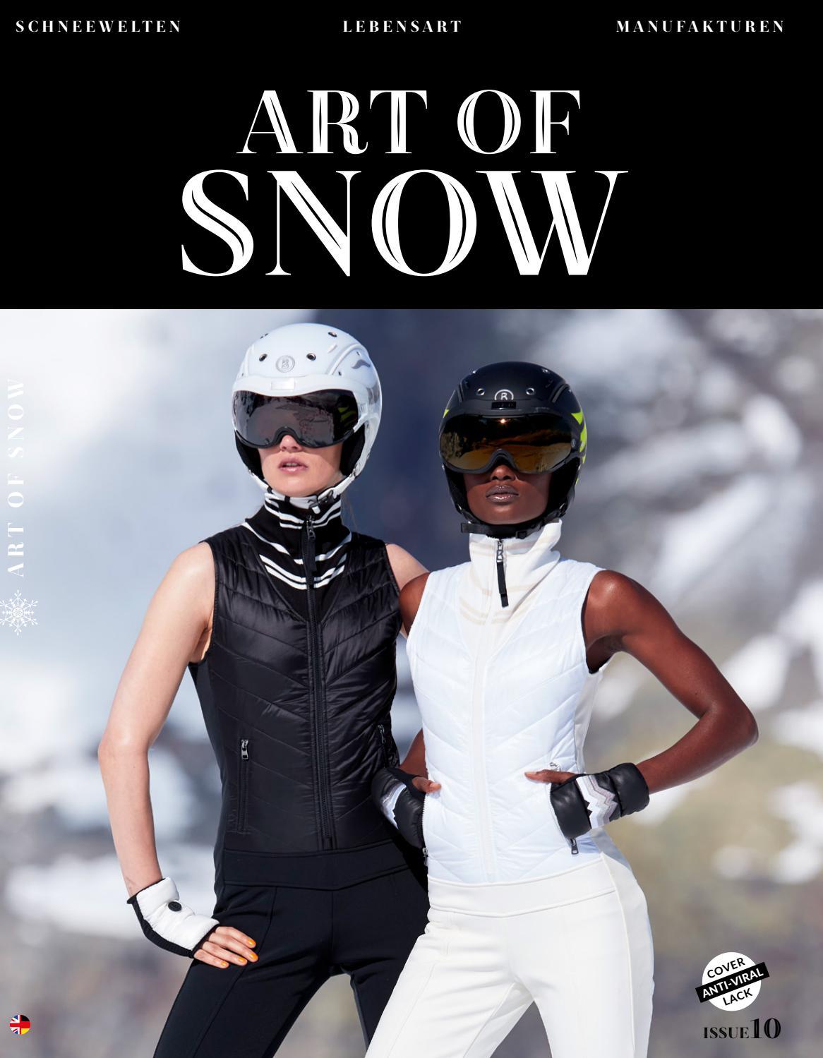 ART OF SNOW 8/8 by Chardon Communications   issuu