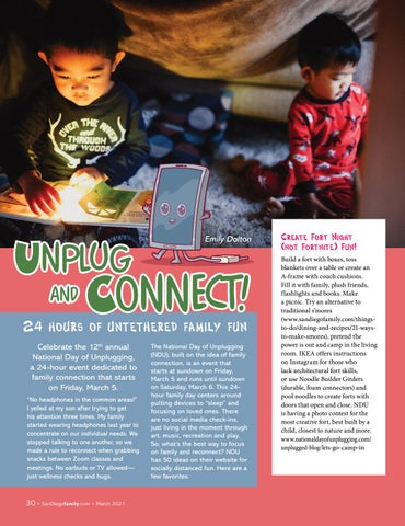 Page 30 of Unplug and Connect!