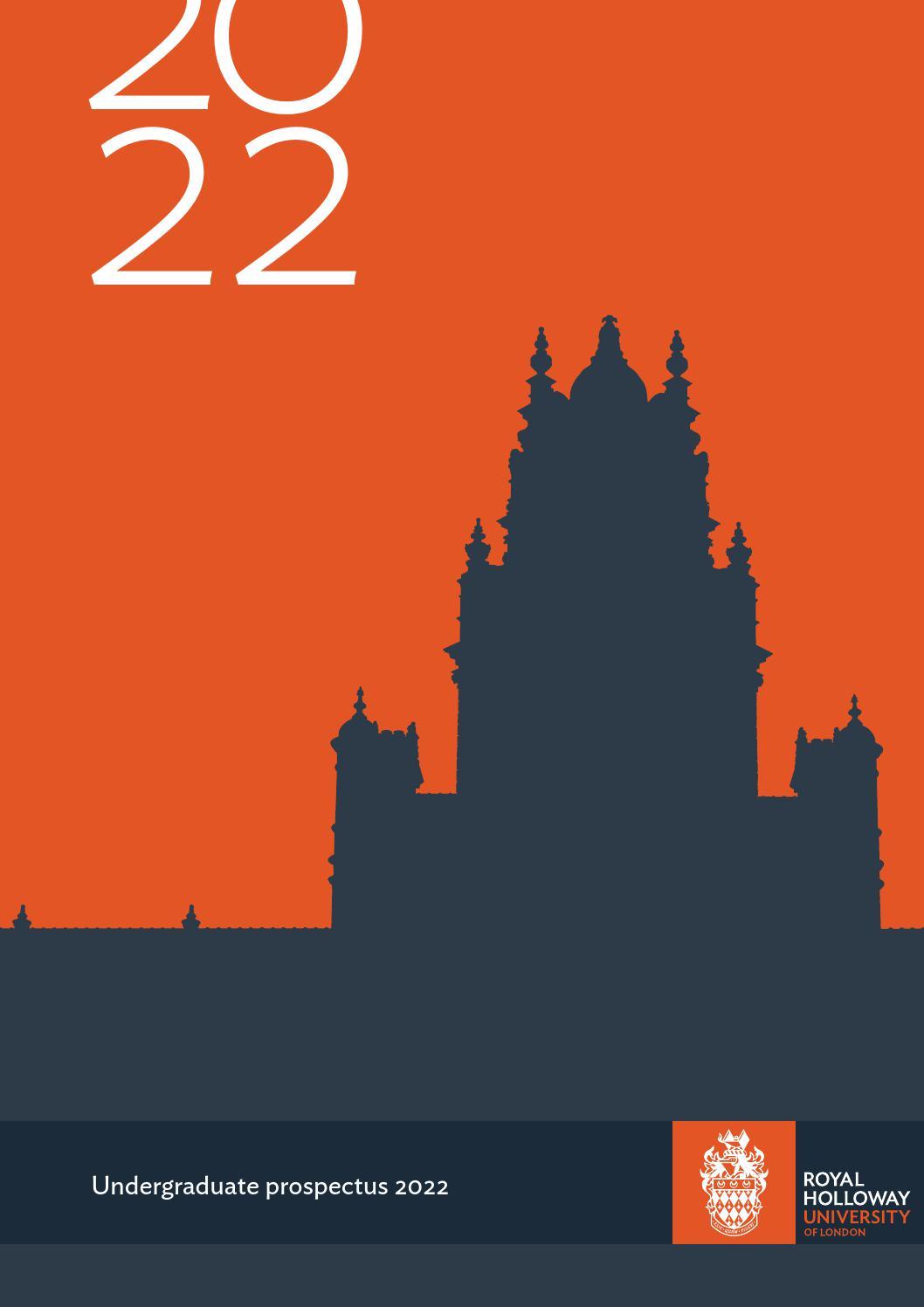 Pwcs Calendar 2022 23.Undergraduate Prospectus 2022 By Royal Holloway University Of London Issuu