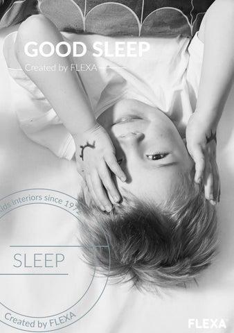 Flexa Greece. Κατάλογος Sleep Guide με λευκά είδη, σεντόνια, παπλώματα