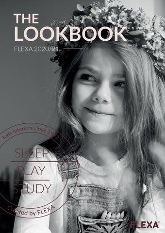 Flexa Greece. Lookbook 2021 με παιδικά έπιπλα - δωμάτια και διακόσμηση