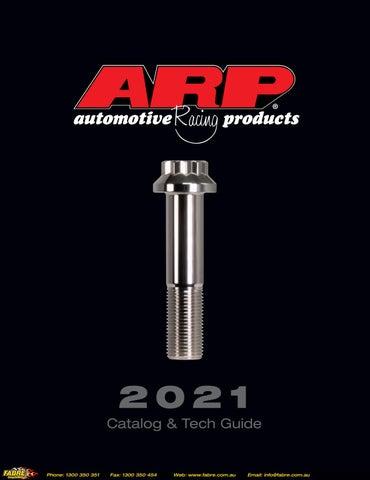 ARP HEADER BOLT KIT 400-1211 SB CHEVY 3//8 DIAMETER BOLT 3//8 WRENCH QTY 12