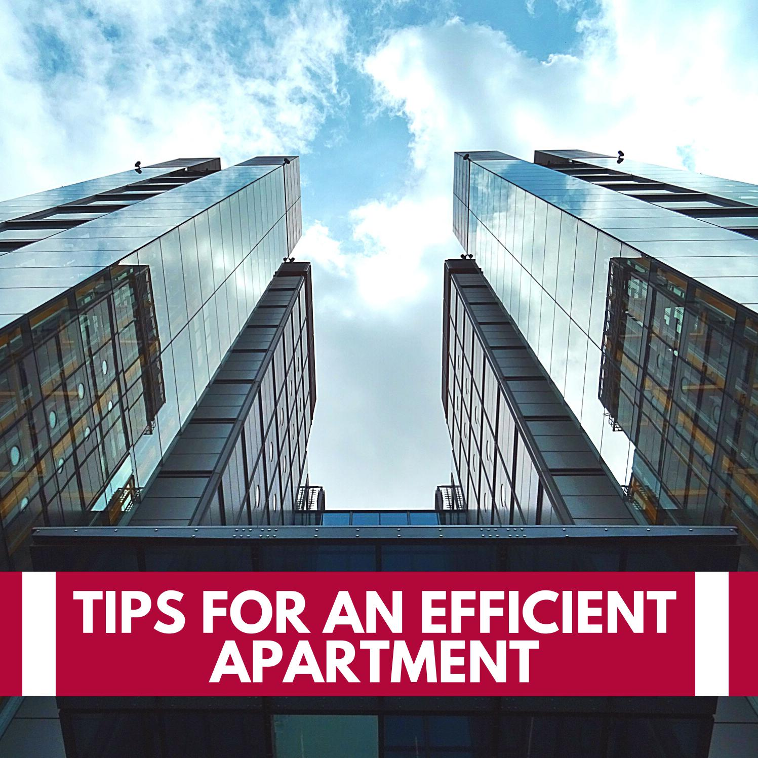 Tips for an Efficient Apartment Search