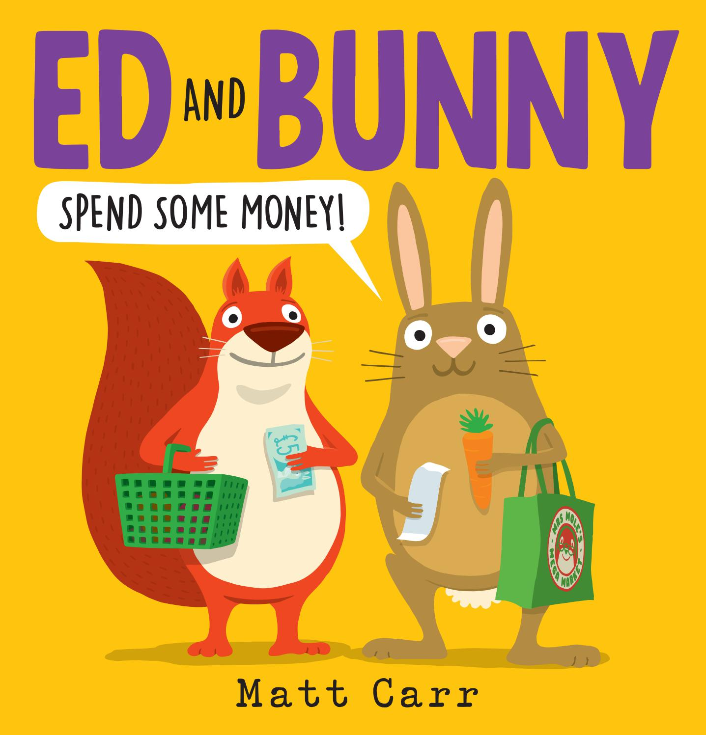 Ed and Bunny Spend Some Money by Young Enterprise - issuu