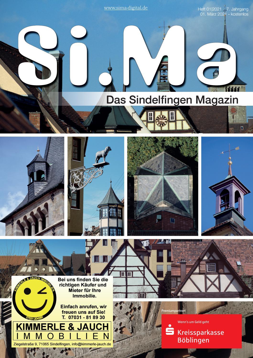 Si.Ma   Das Sindelfingen Magazin   Ausgabe 25/25 by Farbenwerk ...