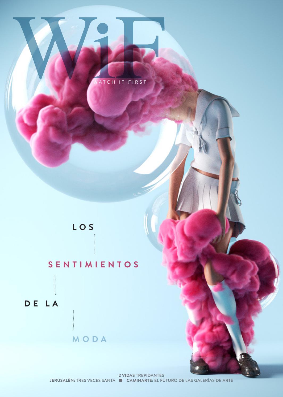 Wif Magazine Los Sentimientos De La Moda By Mad Publishing Issuu