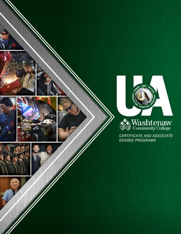 UA at WCC brochure