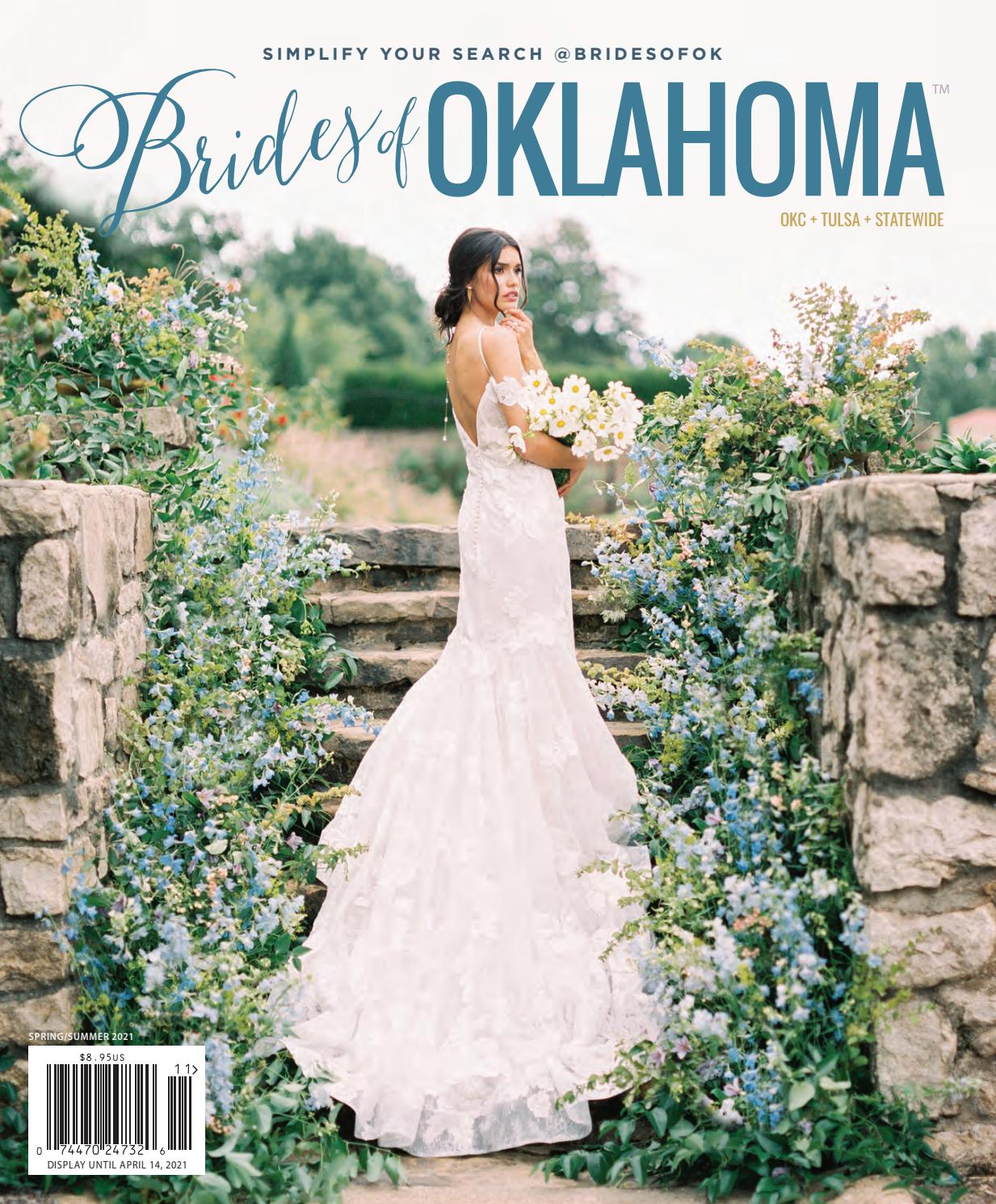 Brides of Oklahoma Spring/Summer 20 Issue by Wed Society   issuu