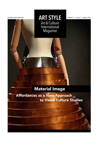 Art Style Art Culture International Magazine 7 By Art Style Magazine Issuu