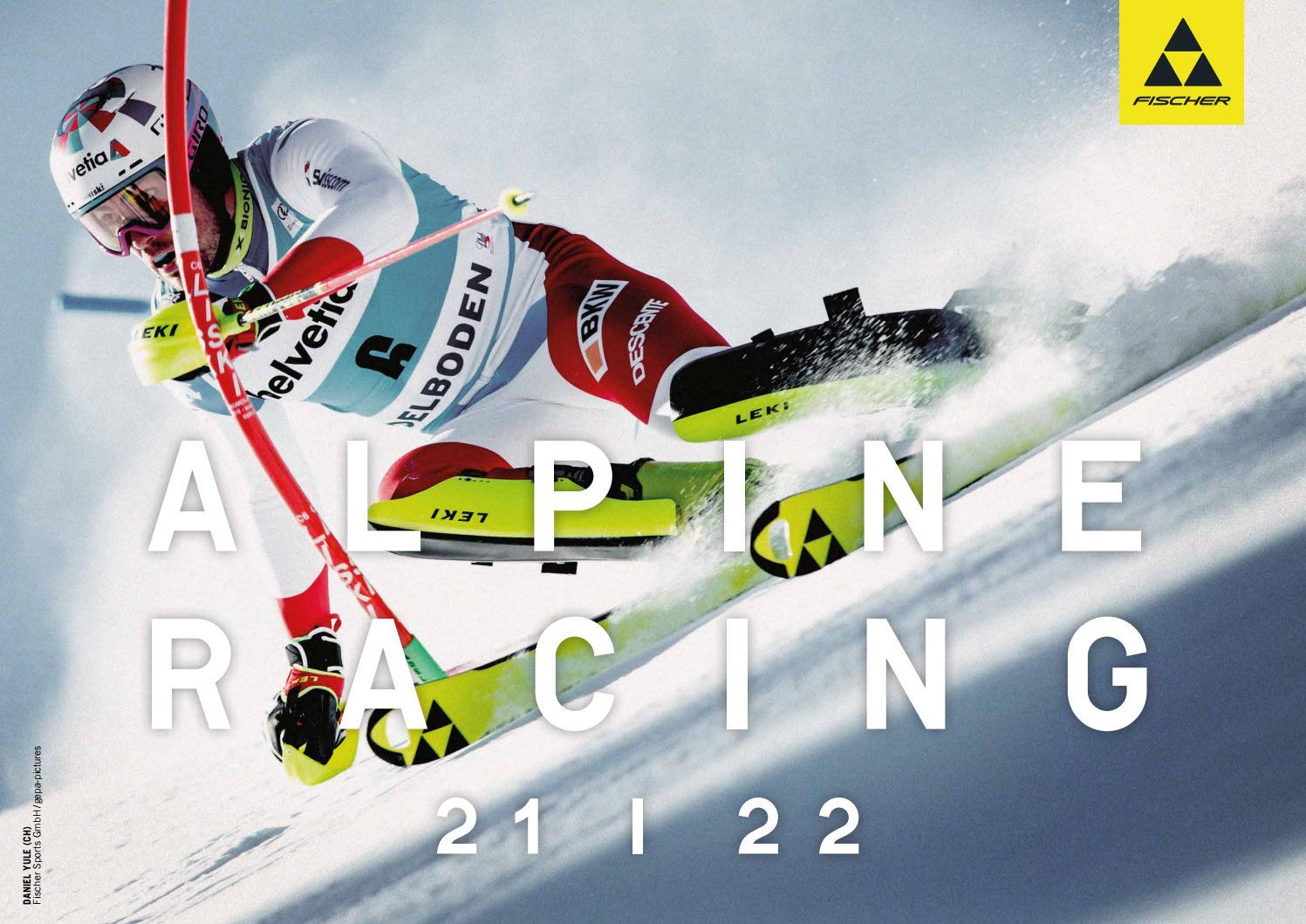 Fischer Race Folder Alpine 21|22 EN by Fischer Sports GmbH - issuu