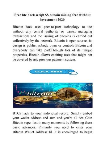 bitcoin hack įrankis nemokamai atsisiųsti