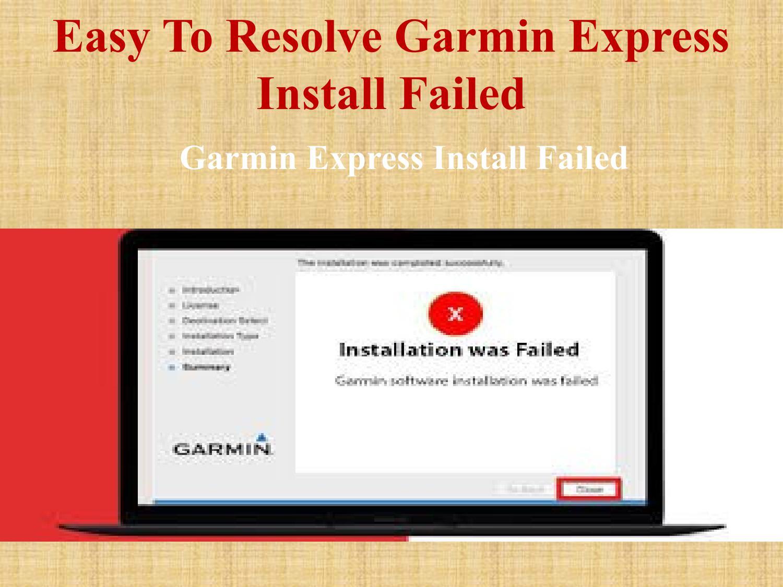 Garminexpressinstaller Download