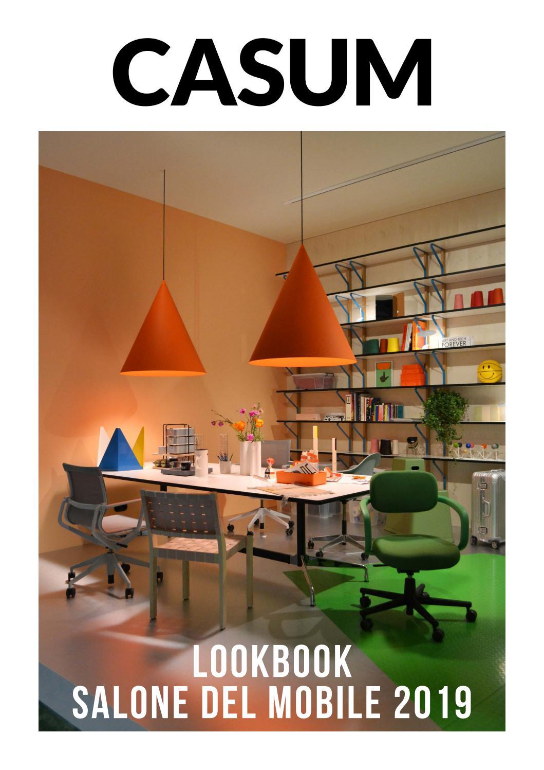 Casum Lookbook Salone Del Mobile 2019 Interior Design Isaloni Milano By Casum Issuu