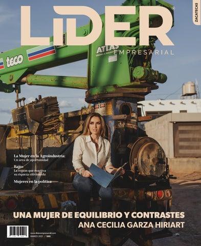 Líder Empresarial Zacatecas No. 18