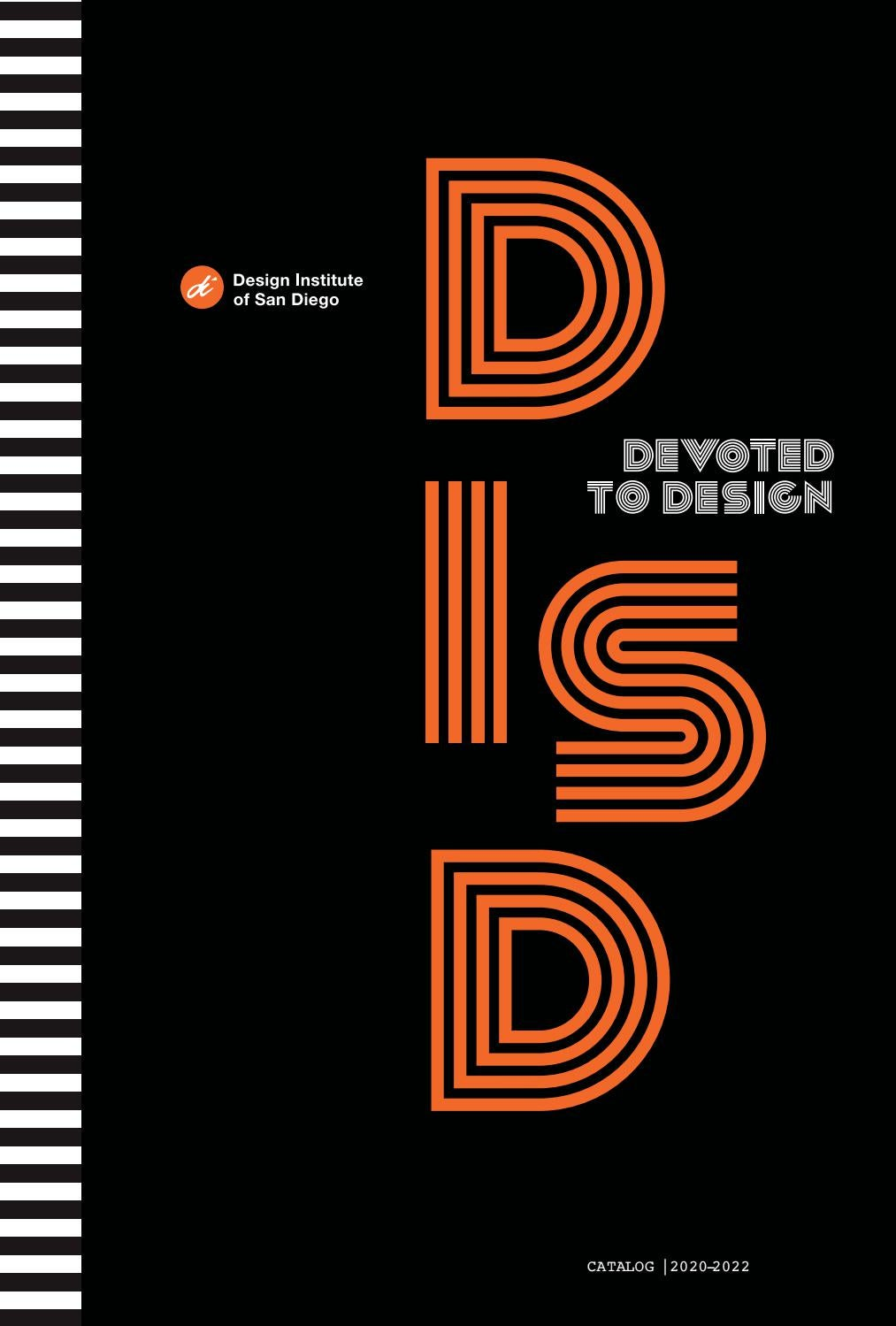 Rice Academic Calendar Spring 2022.Design Institute Of San Diego 2020 2022 Catalog By Disd Issuu
