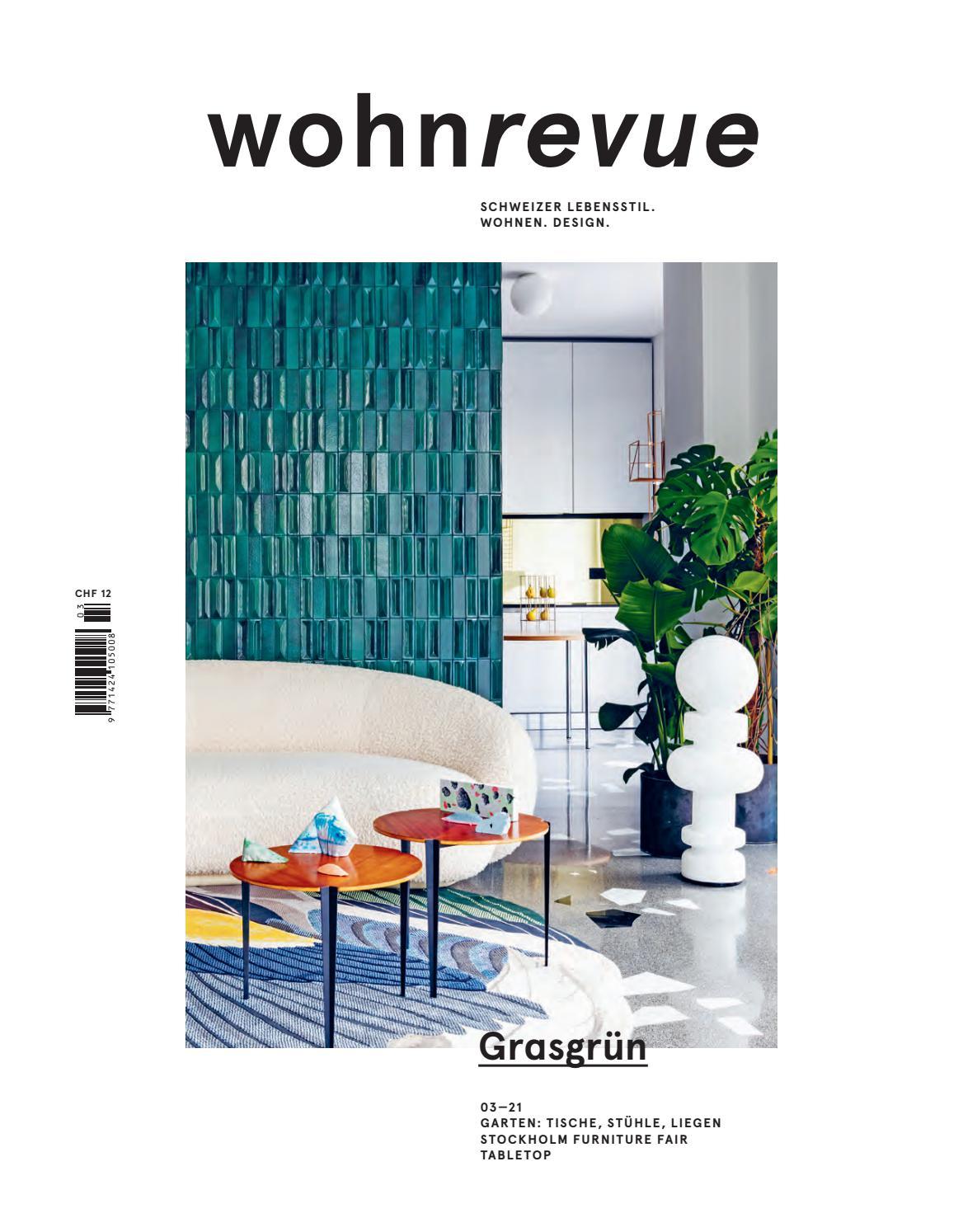 Wohnrevue 21 21 by NZZ Fachmedien   issuu