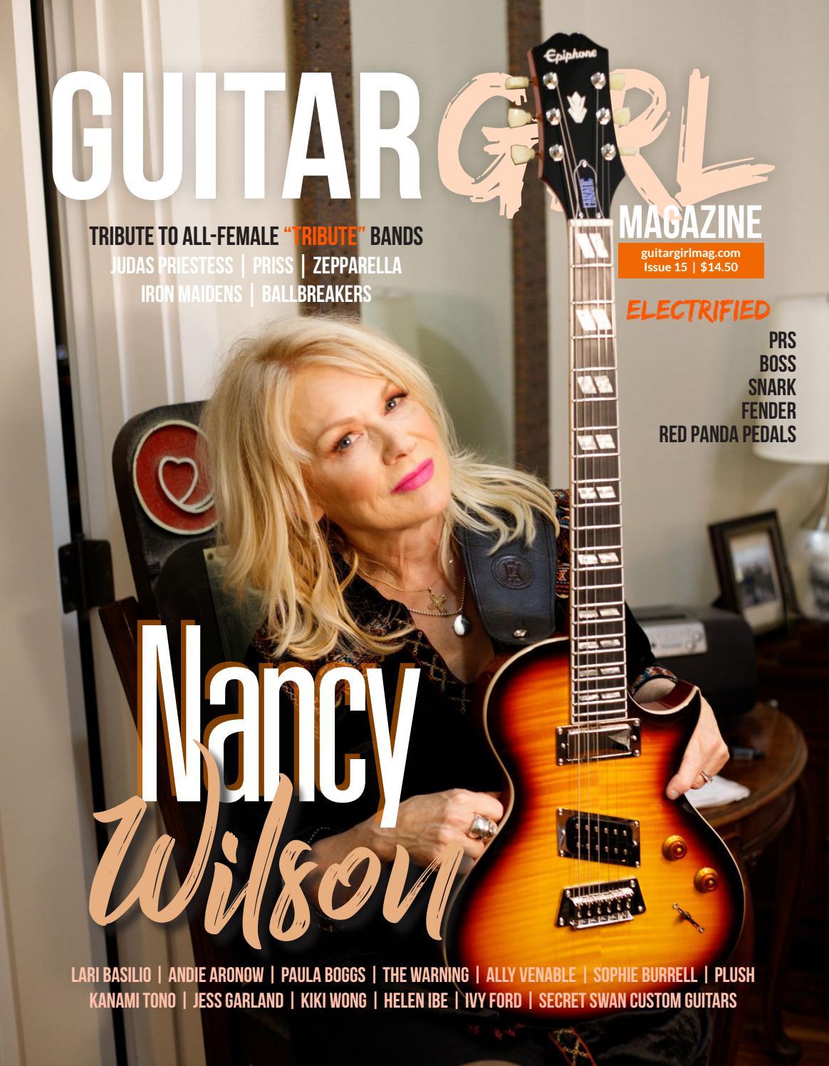Naked girls guitars Guitar Girl Magazine Issue 15 Spring 2021 Electrified By Guitar Girl Magazine Issuu