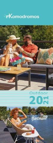 Komodromos. Hartman - Catalogue Outdoor Furniture 2021