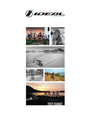 Ideal Bikes Cyprus. Ετήσιος κατάλογος ποδηλάτων - 2021 Range