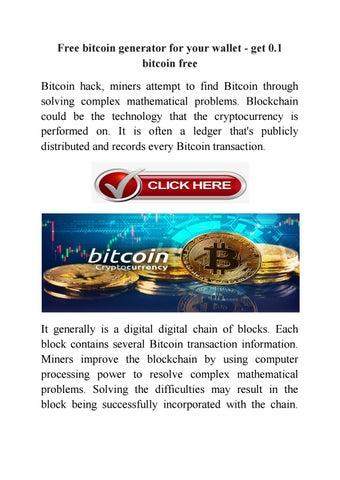free bitcoin adder 2021 cumpărați bitcoin cu google wallet
