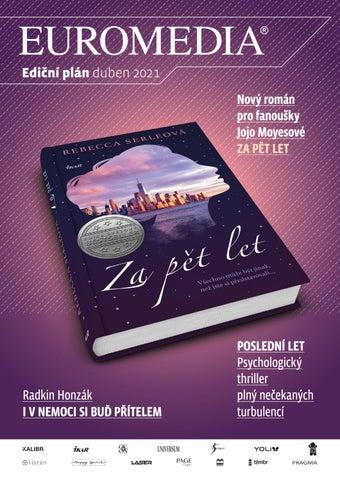 Ediční plán nakladatelství Euromedia - duben 2021