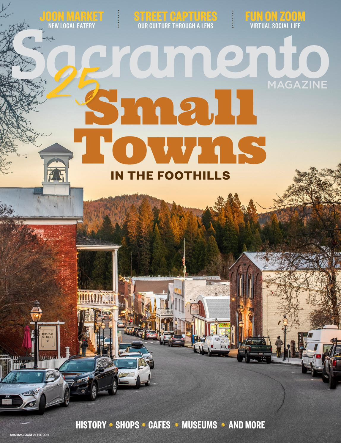 Sacramento Magazine April 2021 By Sacramento Magazine - Issuu