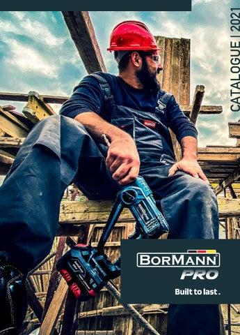 Nikolaou Tools. Κατάλογος προϊόντων με εργαλεία της BorMann Pro