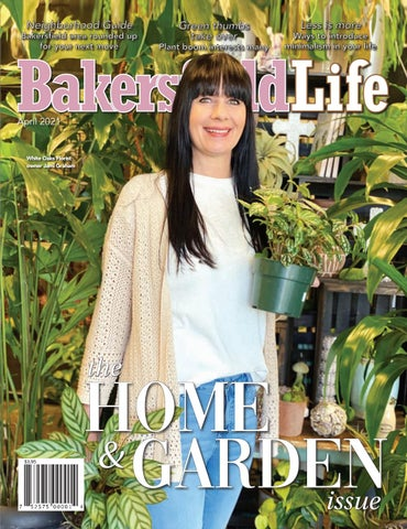 Latest Issue of Bakersfield Life Magazine
