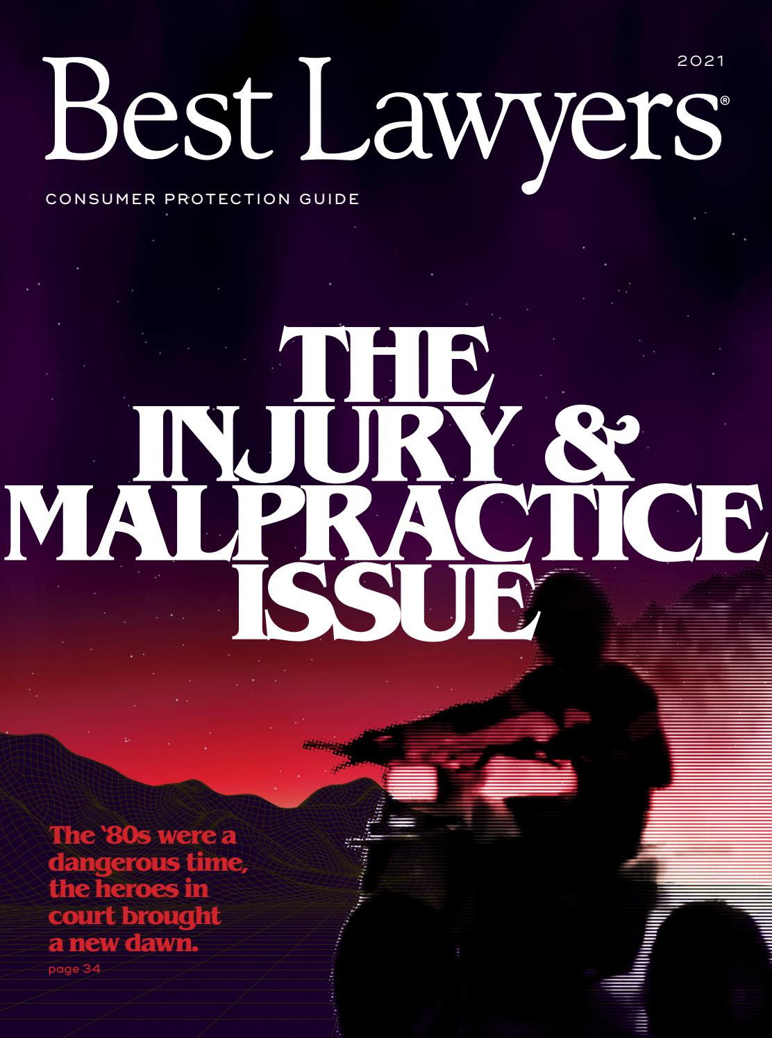 James Hornsby A Christmas Carol 2021 Best Lawyers The Injury Malpractice Issue 2021 By Best Lawyers Issuu
