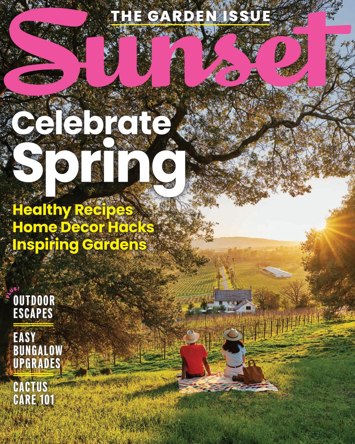 Sunset Garden 2021 By Sunsetmag Issuu