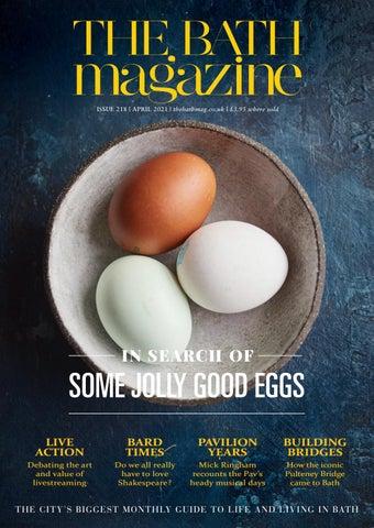 Homepage The Bath Magazine
