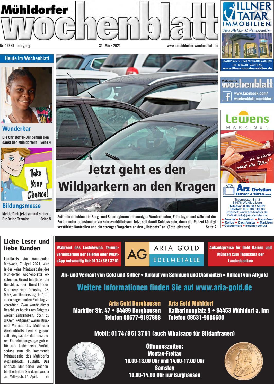 Aktuelle Nachrichten ob den Regionen Rosenheim, Mühldorf, Chiemgau, Berchtesgaden und dieser Welt.
