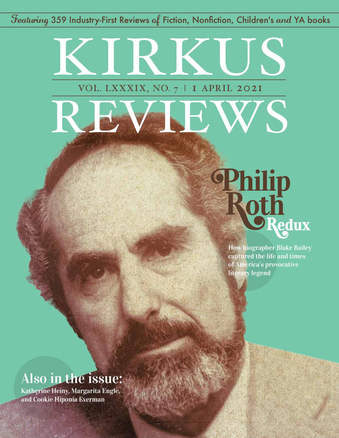 April 1 2021 Volume Lxxxix No 7 By Kirkus Reviews Issuu