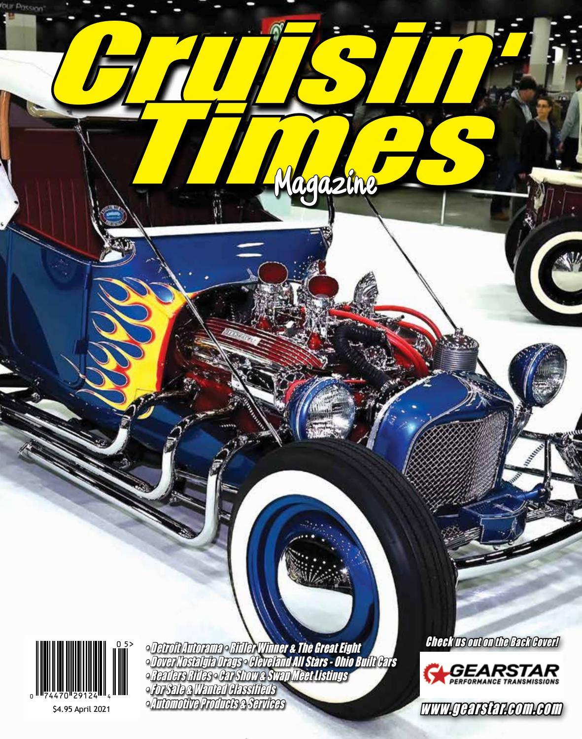 Summit Racing Christmas Car Show 2021 Cruisin Times Magazine April 2021 Issue By Cruisin Times Magazine Issuu