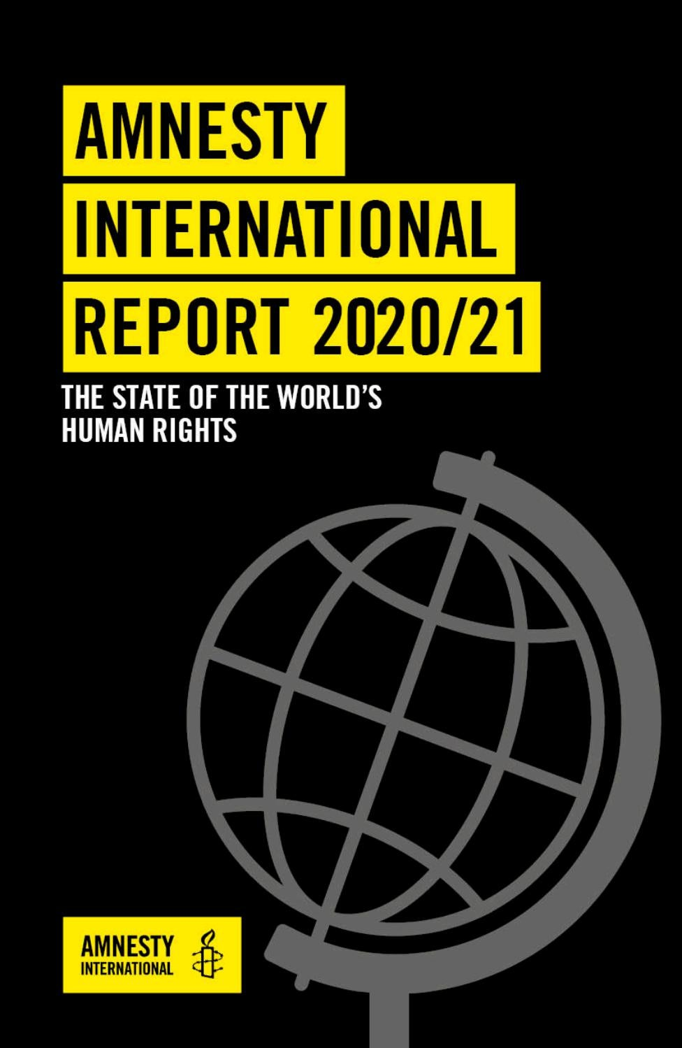Amnesty International Report 8/8 The State of the World's ...