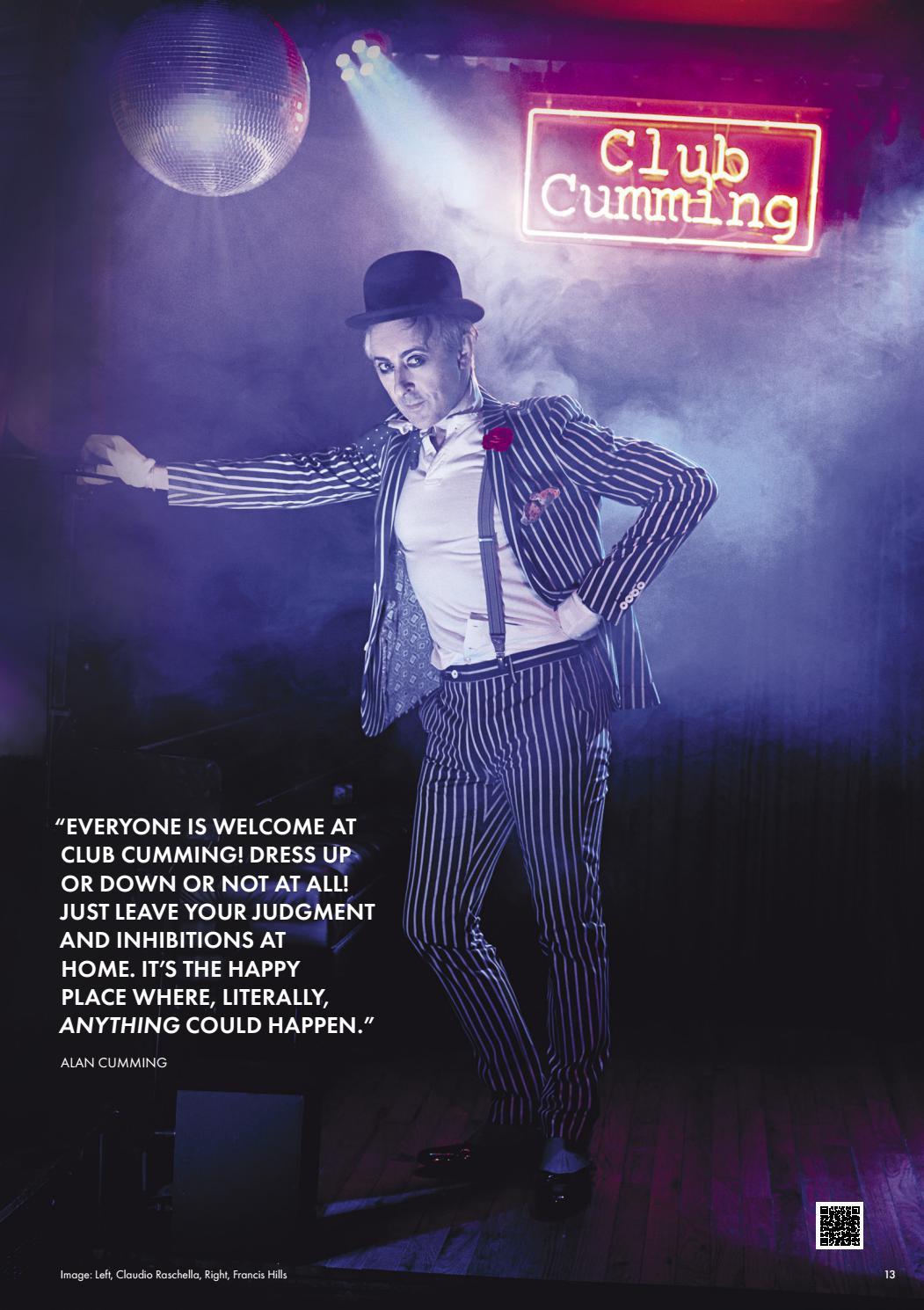 Adelaide Cabaret Festival 2021 Brochure page 13