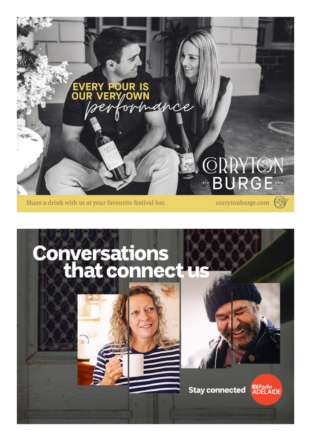 Adelaide Cabaret Festival 2021 Brochure page 48