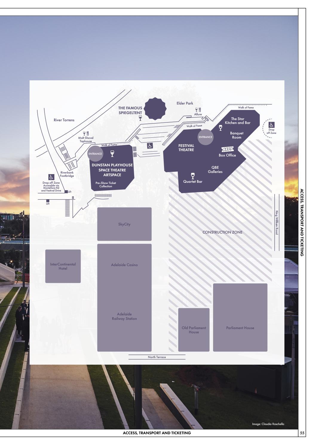 Adelaide Cabaret Festival 2021 Brochure page 55