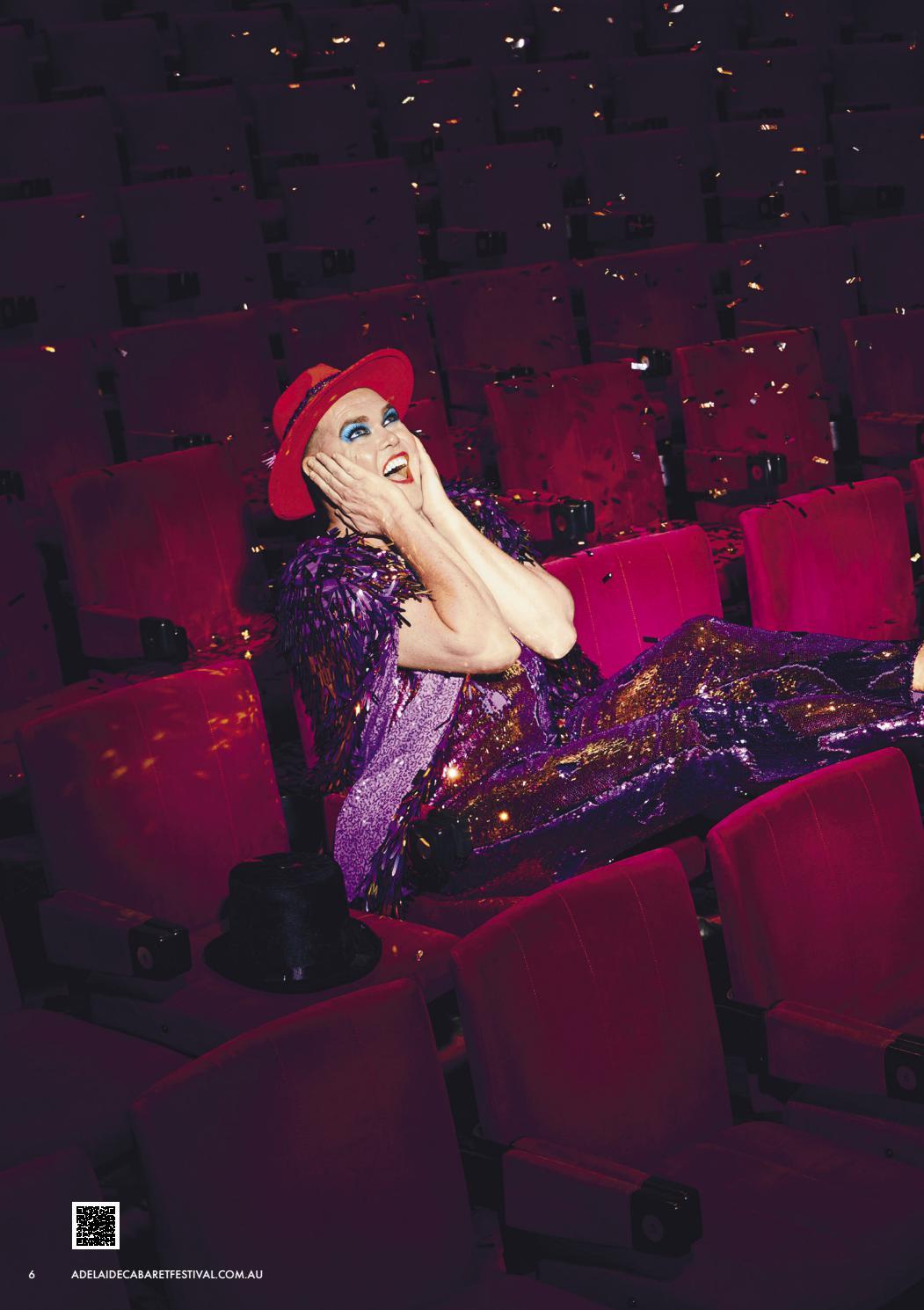 Adelaide Cabaret Festival 2021 Brochure page 6