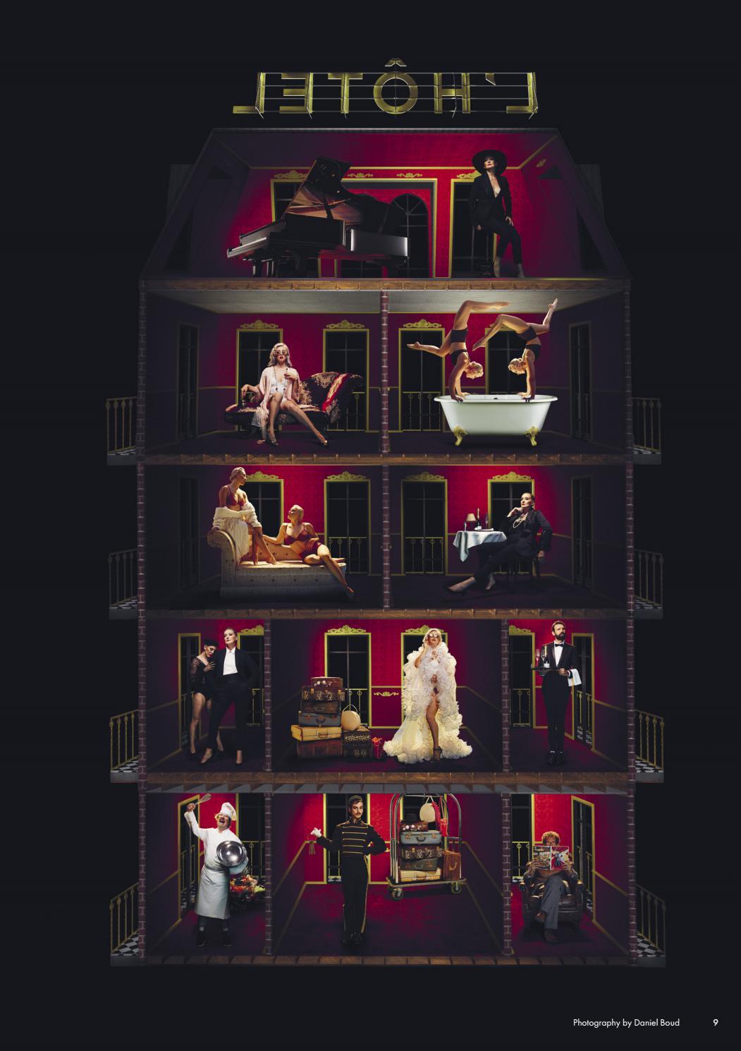 Adelaide Cabaret Festival 2021 Brochure page 9