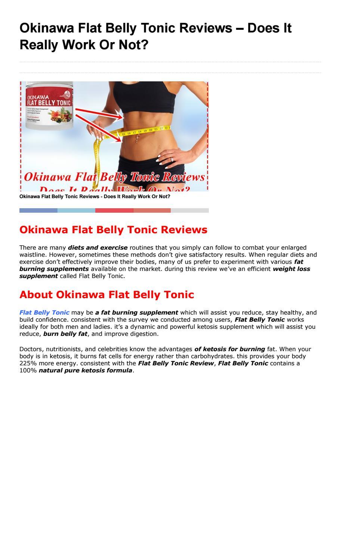 tummy fat burner recenzii)