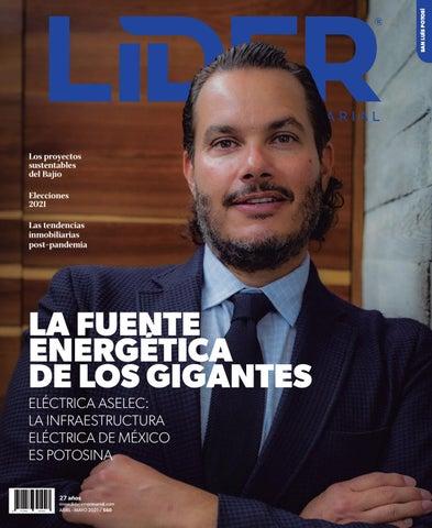Revista Líder Empresarial San Luis Potosí No. 4