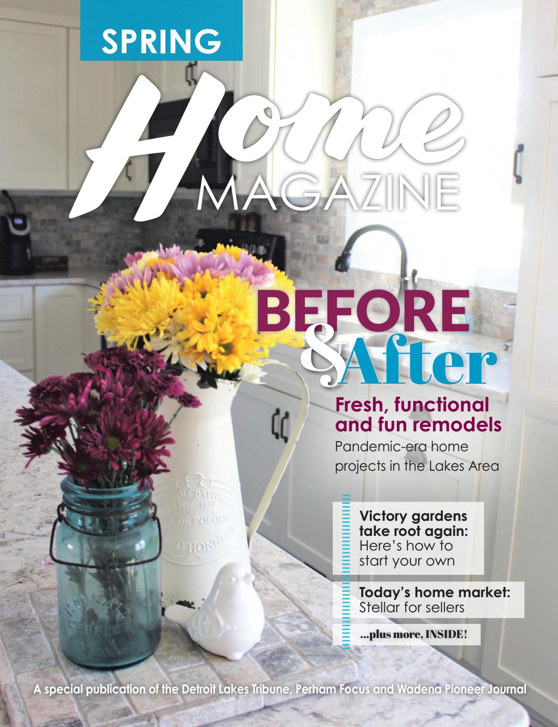 Spring Home Magazine by Detroit Lakes Newspapers   issuu